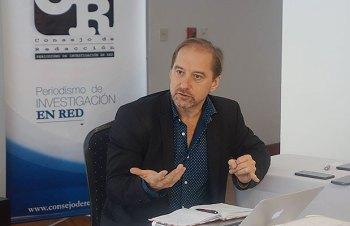 Carlos Beristain comisionado
