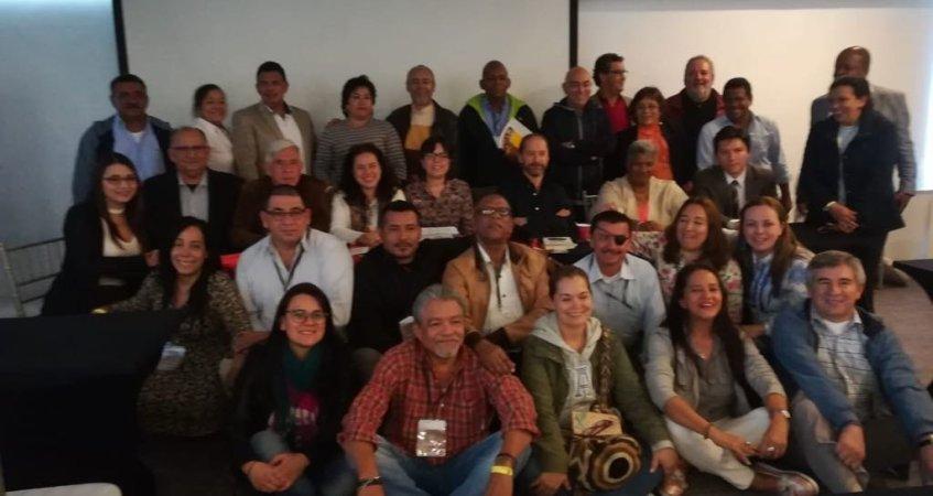 Comision de la verdad y sindicalismo se reunieron en Bogotá
