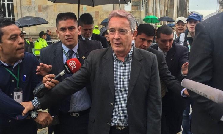 El modelo sindical de Uribe y el Centro Democrático.