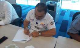 Firma de la convención en TCBUEN