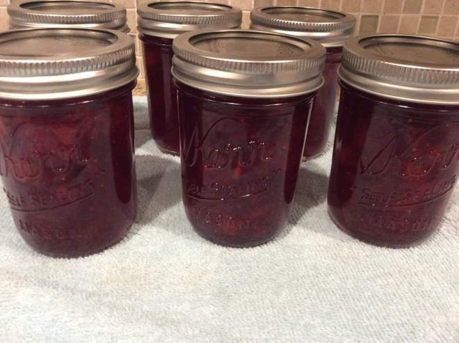 Canning Strawberry Jam | Aileen Cooks