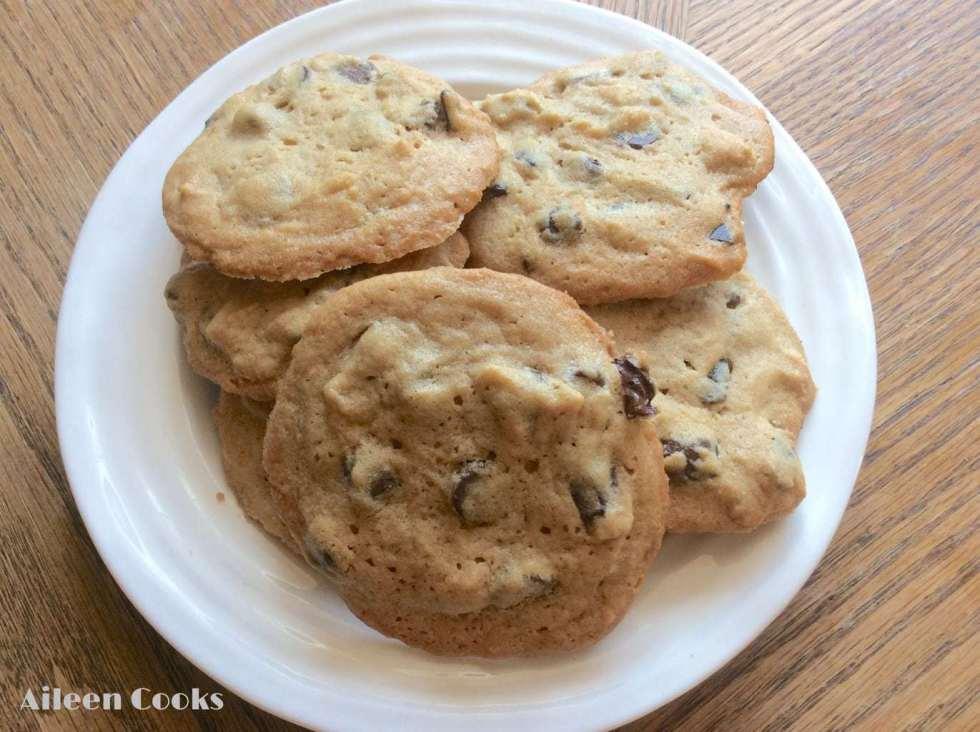 peanut butter chocolate chunk cookies | aileencooks.com