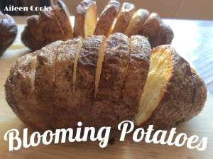 Blooming Potatoes | Aileen Cooks