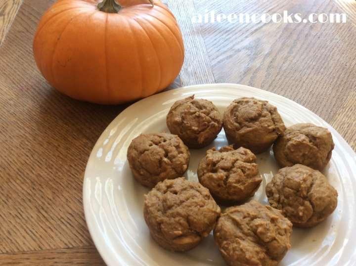 Pumpkin Muffins | aileencooks.com