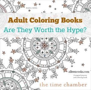 Adult Coloring Books: Are they worth the hype?