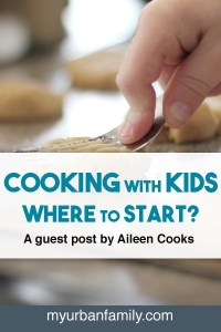 Cooking With Kids – Where To Start?