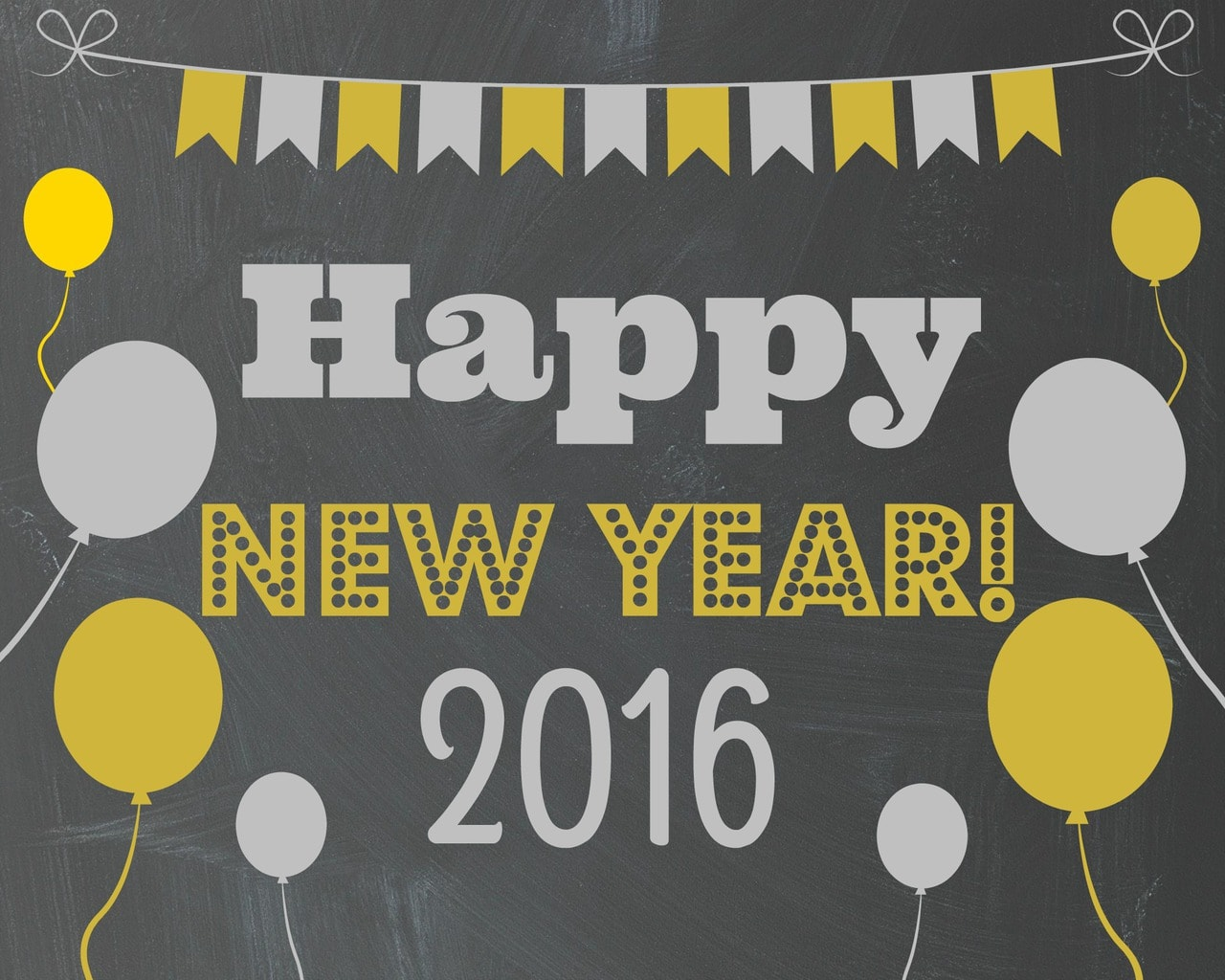 Free New Years Eve Printable