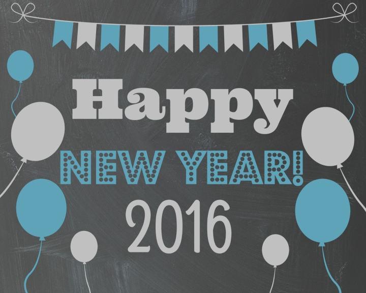 Happy New Year Free Printable