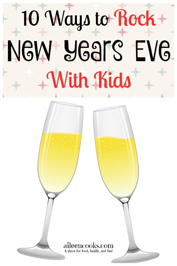 New Years Eve With Kids