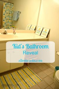 Little Duckies Kid's Bathroom Reveal
