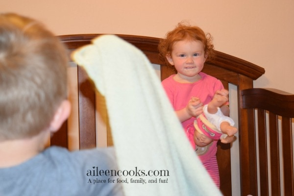 A Day in the life of a stay at home mom...in pictures!