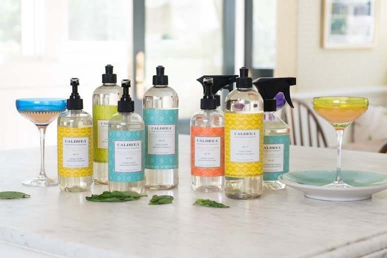 Free Caldrea Summer Entertaining Kit from Grove Collaborative