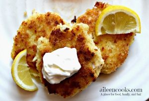 30 Minute Meal: Fish Cakes