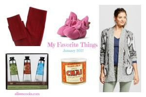 My Favorite Things – January 2016