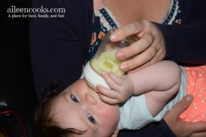 How to Transition to Bottle Feeding