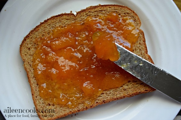 Make this peach jam in your instant pot and enjoy homemade jam from fresh peaches for months!