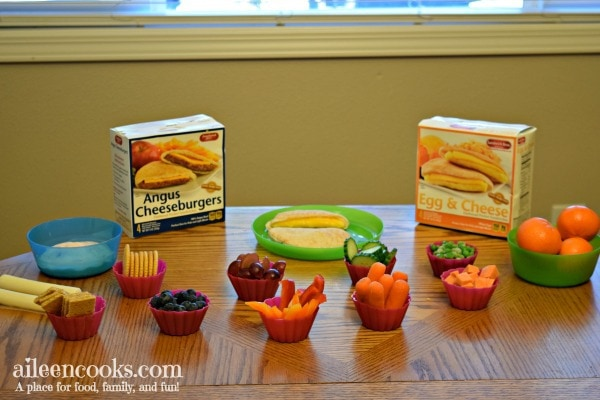 Get out of your PB&J rut with these easy and healthy toddler and preschool lunch ideas.
