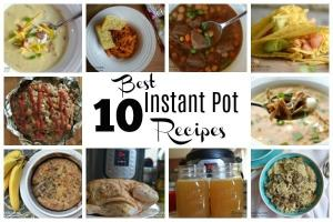 The 10 Best Instant Pot Recipes