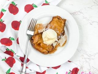 Instant Pot Apple Dumplings