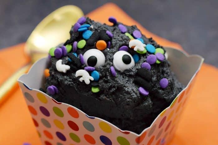 Halloween Edible Cookie Dough Recipe