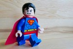 superman lego confidence