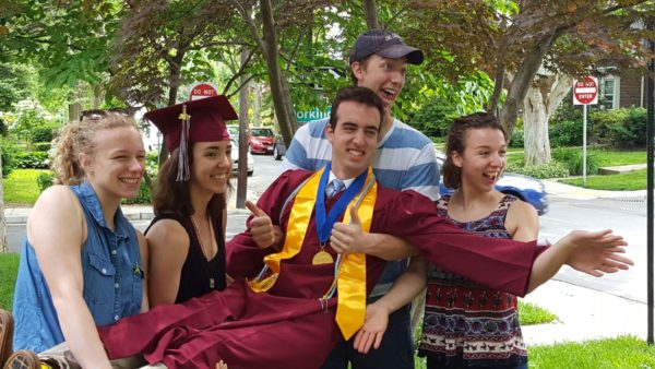 Mitch Graduation 2017
