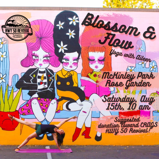 Blossom and Flow Flyer
