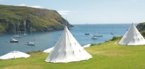 glamping cape clear
