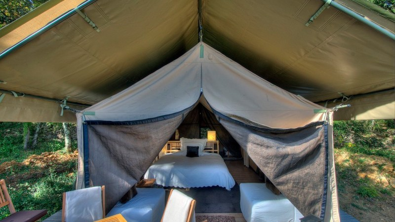 Take Five: Glamping sites