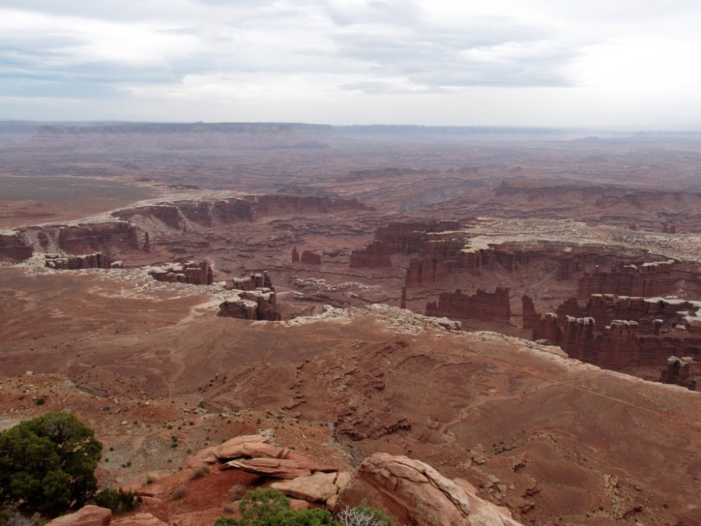 Canyonlands National Park Utah Photo: Ken Lund/Flickr