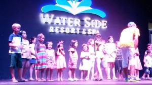 water side mini disko