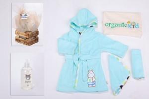organickid bebek ürünleri