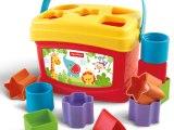 Kartal Fisher Price Renkli Bloklar İle Tanıştı