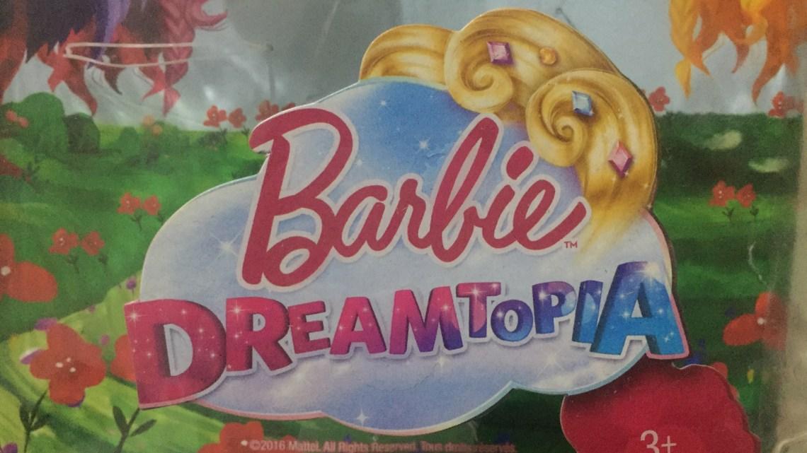 Hayaller Ülkesi Prensesi ,Renkli Saçlı Prenses Barbie