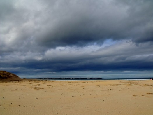 Fraserburgh and the sea