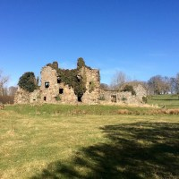 Gight Castle and the Hagberry Pot
