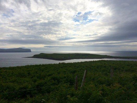 Trumpan Point on Skye
