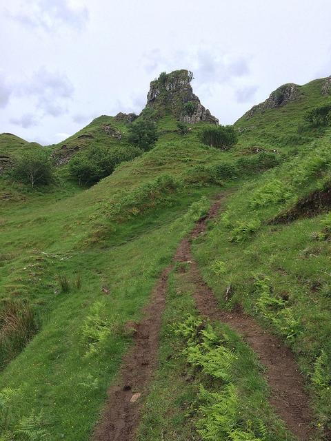 Castle Euan on the Isle of Skye