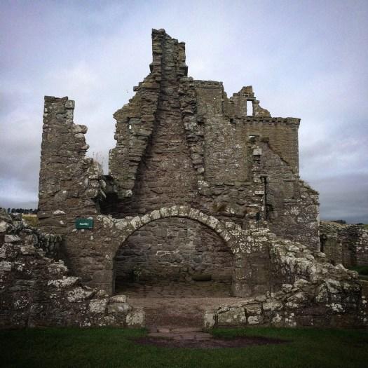 Smithy at Dunnottar Castle