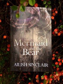 The Mermaid and the Bear, red leaves