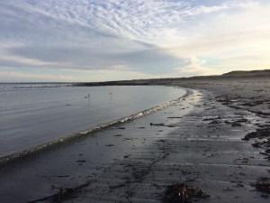 Rosehearty beach