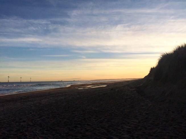 Dunes at Balmedie Beach