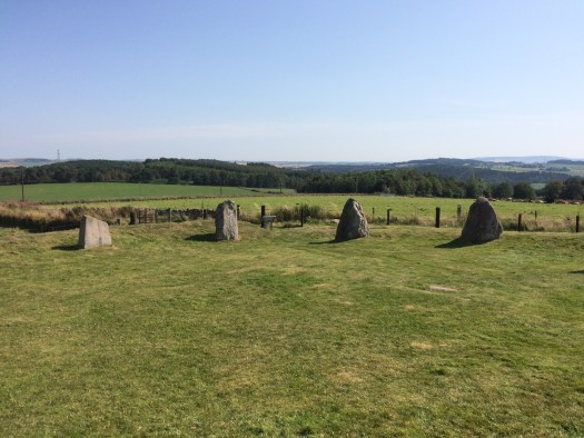 writery things: stone circles