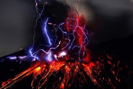 (画像)世界の美しくて壮大な雷