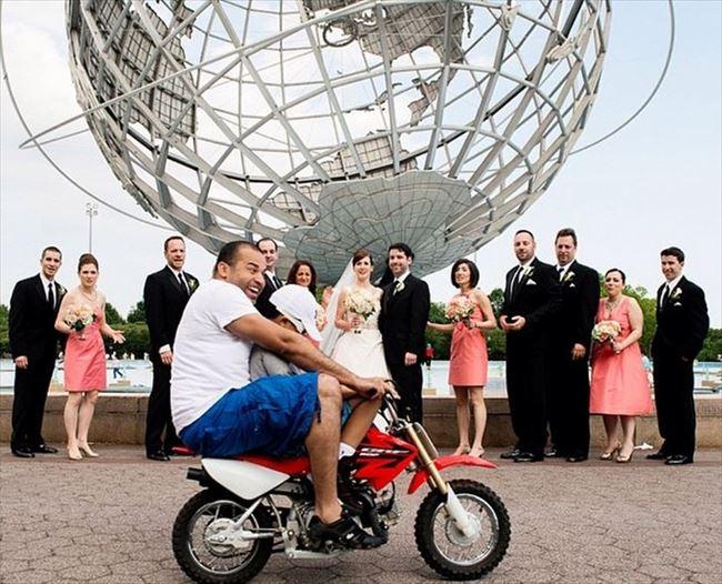 嫌な結婚式10