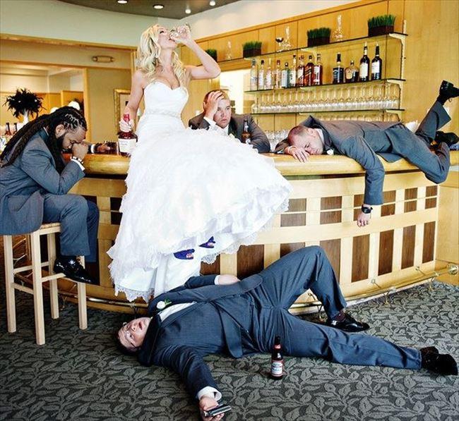 嫌な結婚式21