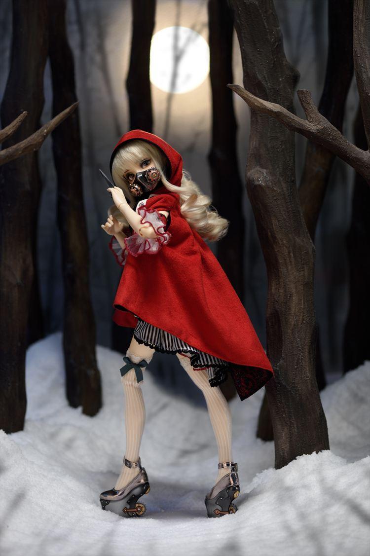 可愛い美しい人形 37.2