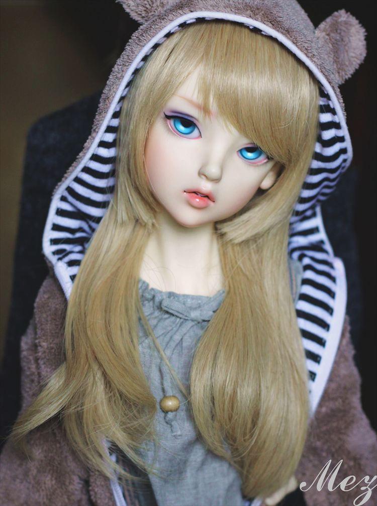 世界中の最も可愛くて美しい人形(ドール画像)
