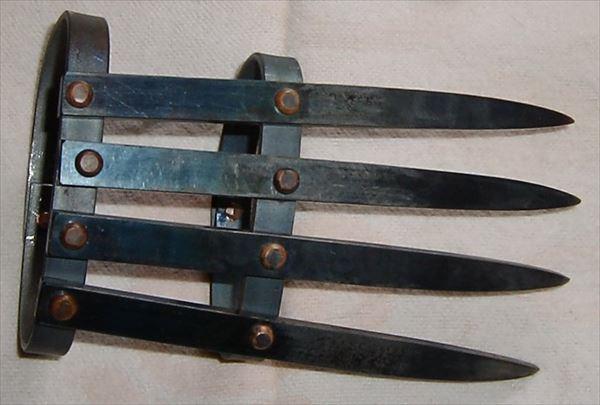 昔、実際に使われていた狂気じみた武器27種類(画像)