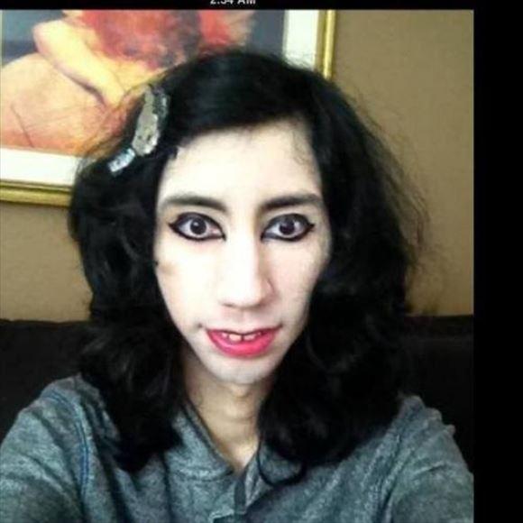 化粧失敗画像 30
